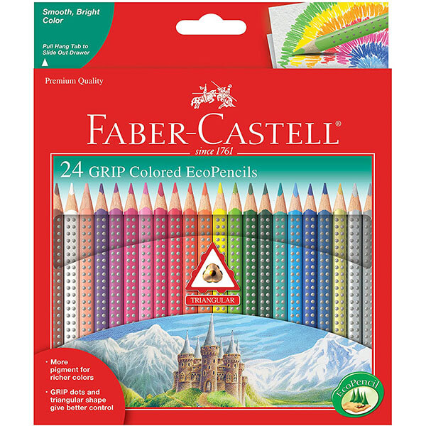 Jumbo Colored Pencils