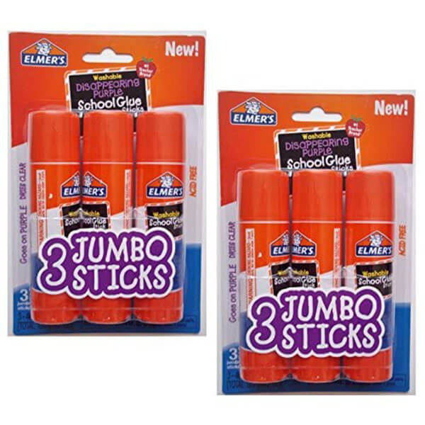 Glue Sticks Jumbo