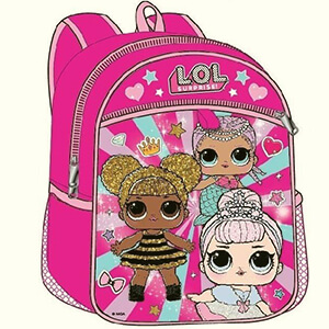 LOL Surprise Backpack with Lunch Set