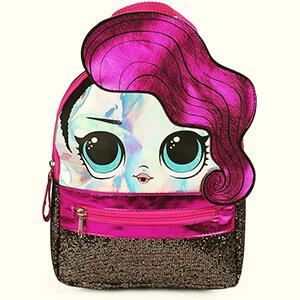 LOL Surprise Purple Mini Backpack
