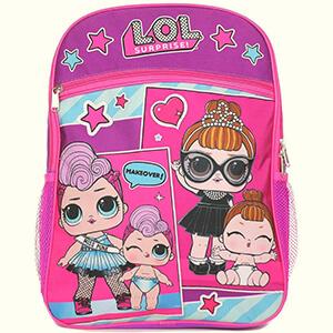LOL Surprise Multi Pocket Backpack