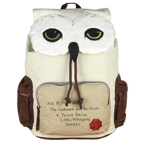 Harry Potter Hedwig Owl Rucksack Backpack