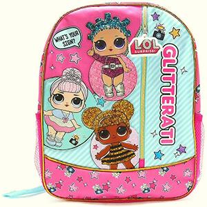 LOL Surprise Glitterati Backpack