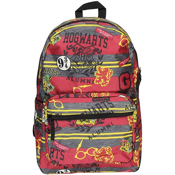 Harry Potter Hogwarts Print Backpack