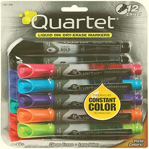 Quartet Dry Erase Markers