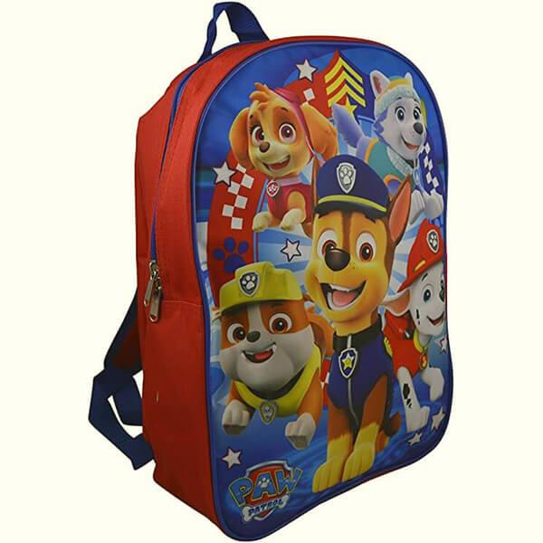 Nickelodeon Paw Patrol School Bag