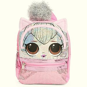 LOL Surprise Pink Mini Backpack