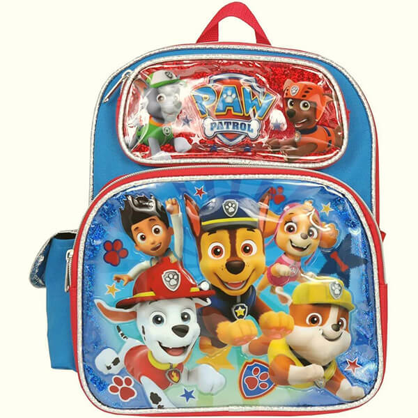 Paw Patrol Chase Marshall Toddler Backpack