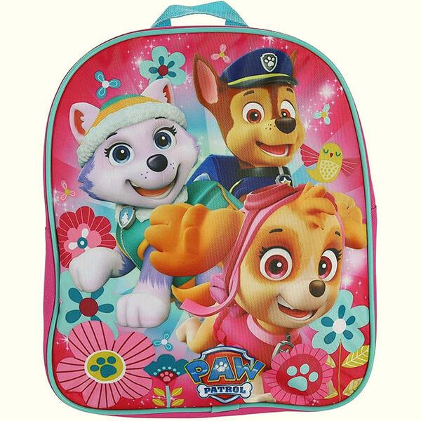 Paw Patrol Toddler Girls School Bag