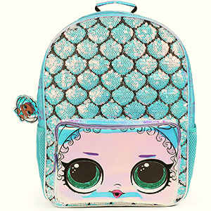 LOL Surprise Mermaid Backpack