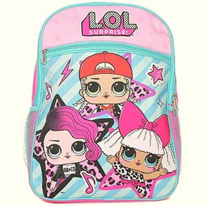LOL Surprise Rock Star Backpack