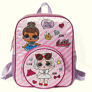 LOL Surprise Glam Bling Bow Backpack