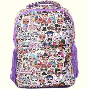 LOL Surprise Purple Backpack