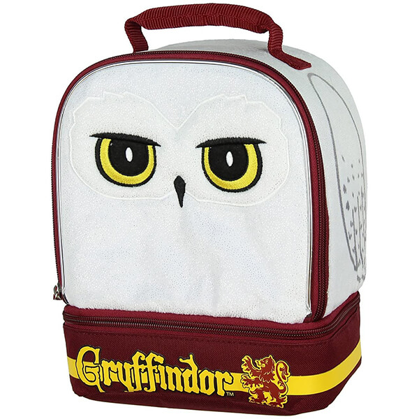Harry Potter Hedwig Owl Lunch Box Tote Bag