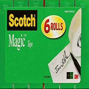 Scotch Magic Tape Standard