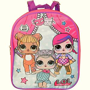 LOL Surprise Mini School Backpack