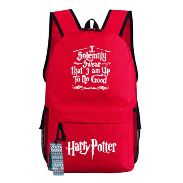 Harry Potter College Badge Backpack