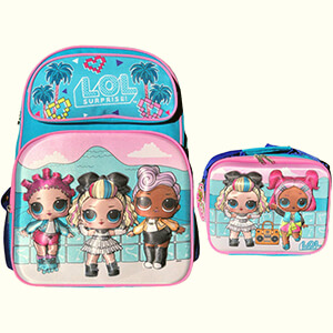 LOL Surprise Best Friend Backpack