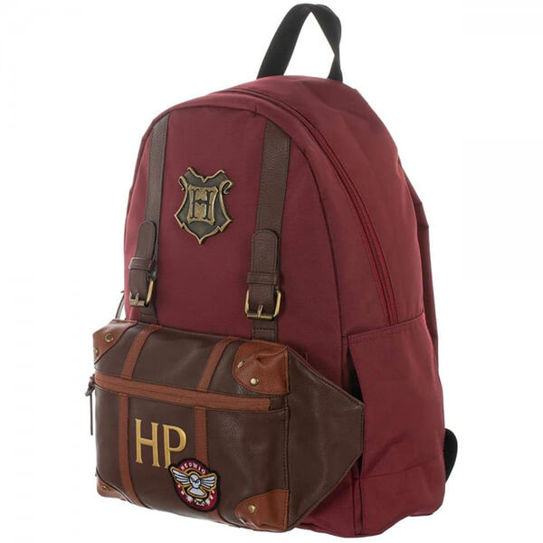 Harry Potter Backpack with Removable Fanny Pack
