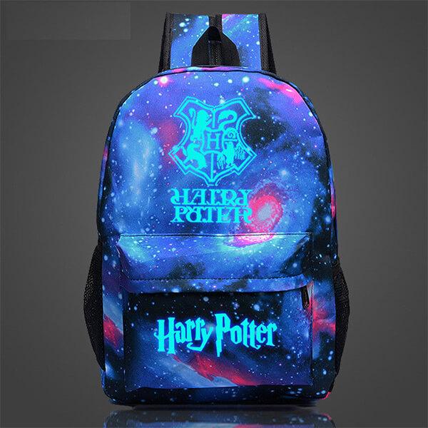 Harry Potter Satchel Night Luminous Backpack