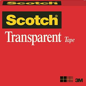 Scotch Brand Transparent Tape