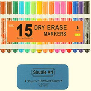 Shuttle Art Dry Erase Markers