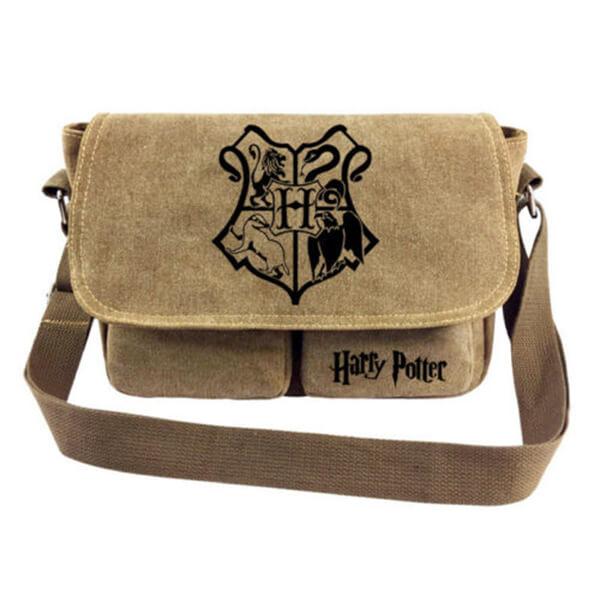 Harry Potter School Book Bag