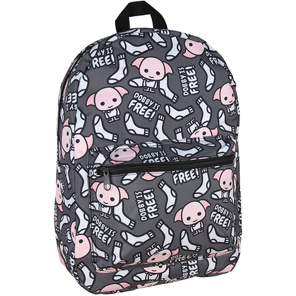 Harry Potter Allover Print Laptop School Backpack