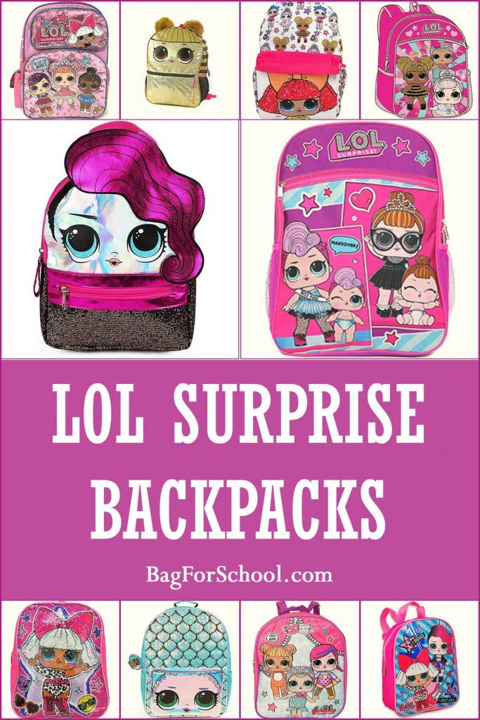 lol school bags