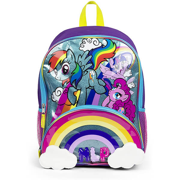 Magic Rainbow My Little Pony Backpack