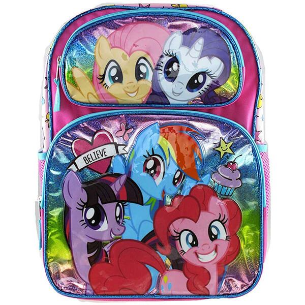 Believe My Little Pony Backpack