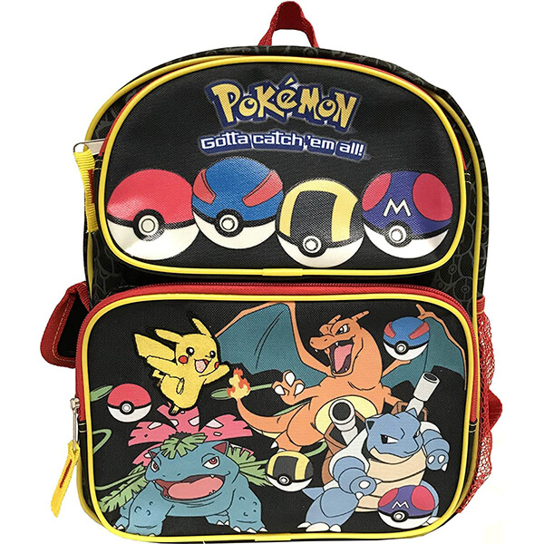 Friends Pokeball Backpack