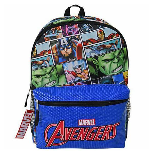 Portrait Avengers Infinity War Backpack