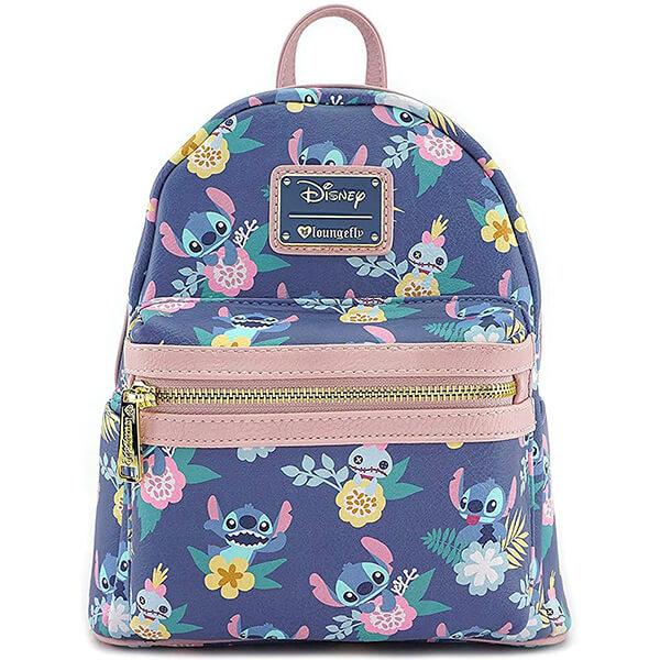 Stitch's Lilo Disneyland Mini Backpack