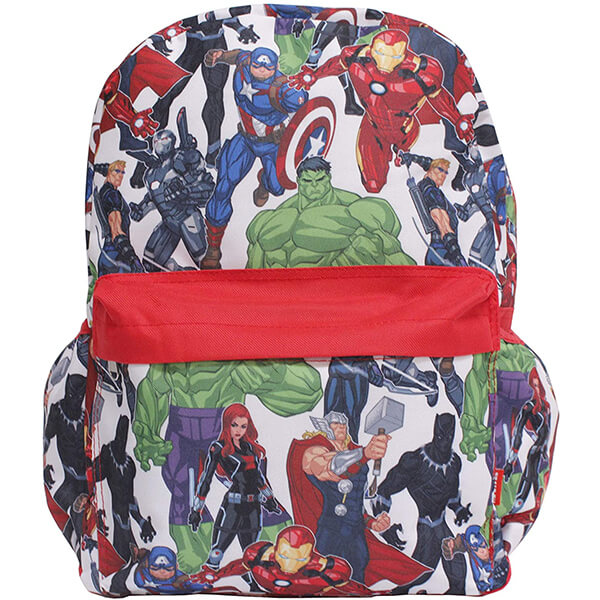 All Over Print Marvel Avengers Backpack