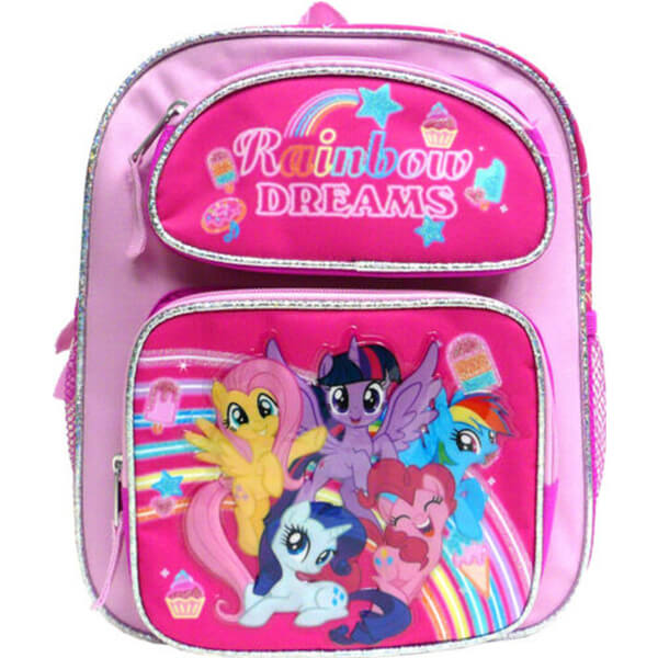 Rainbow Dreams MLP Toddler Backpack