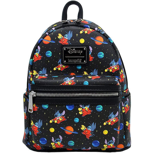 Stitch and Lilo in Space Disney Mini Backpack