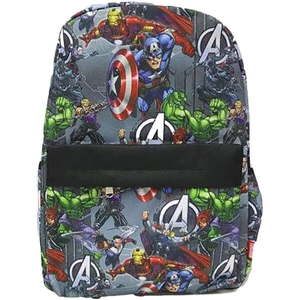 Captain America Fictional Avengers Endgame Backpack