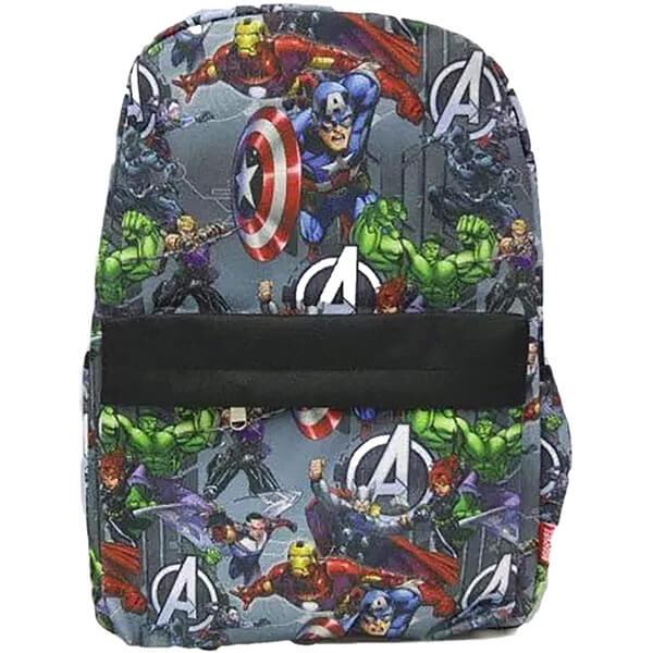 Captain America Fictional Avengers Endgame Backpack