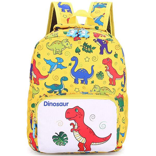 Leaf T-Rex Dinosaur Backpack for Toddler