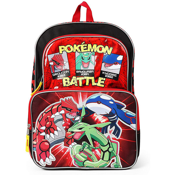 Battle Pokemon Backpack