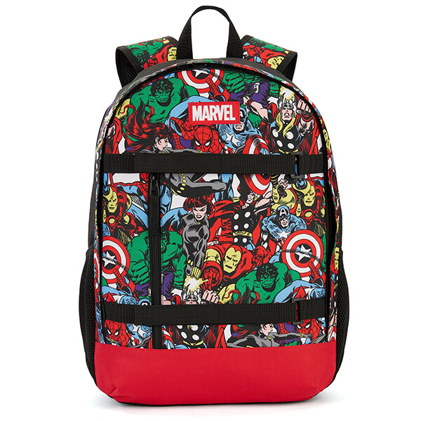 Comic Avengers Infinity War Backpack