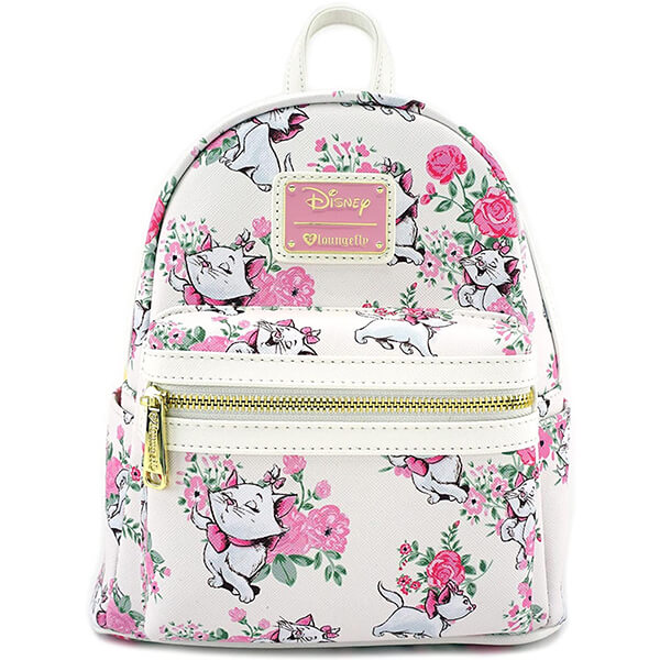 Floral The Aristocats Marie Disney Mini Backpack