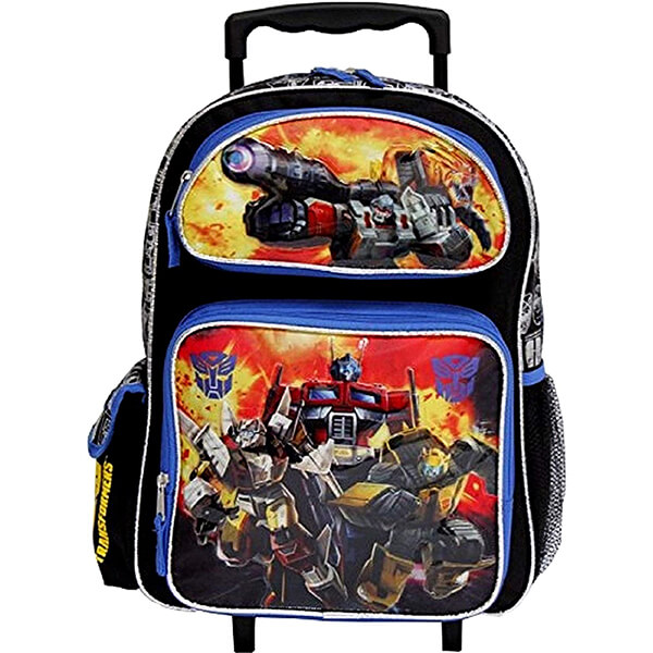 Transformers Rolling School Backpack