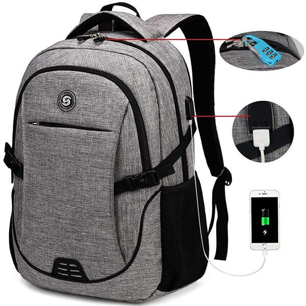 Versatile Waterproof Backpack