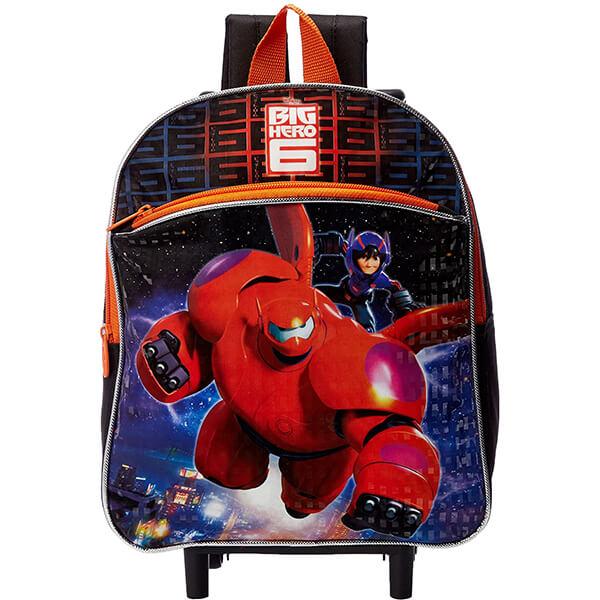 Big Hero 6 Kids Roller Backpack