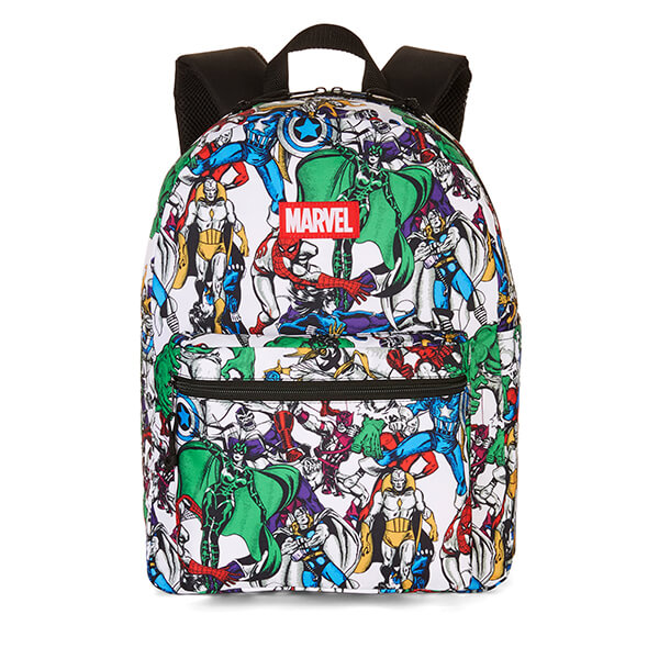 Marvel Comics Avengers Endgame Backpack
