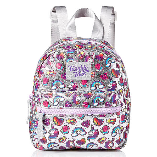 Twinkle Toes Unicorn Book Bags