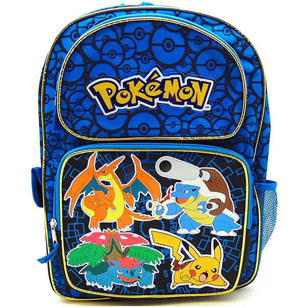 Fantastic Four Pokemon Backpack