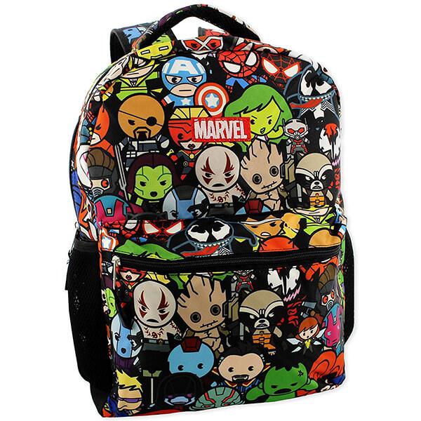 Little Marvel Kawaii Avengers Backpack